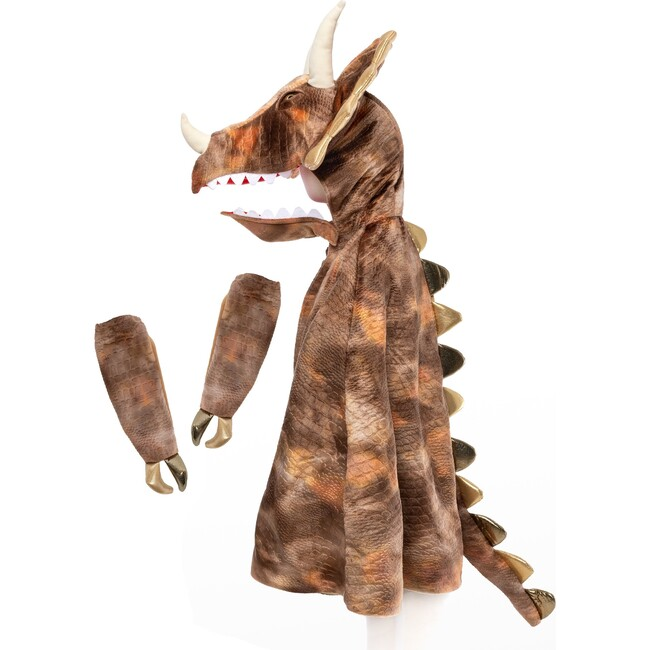 Grandasaurus Triceratops Cape and Claws