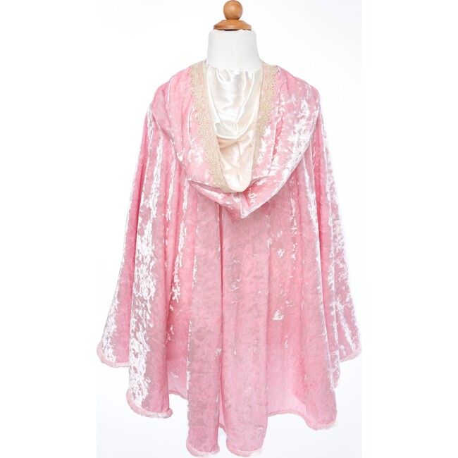 Deluxe Pink Princess Cape