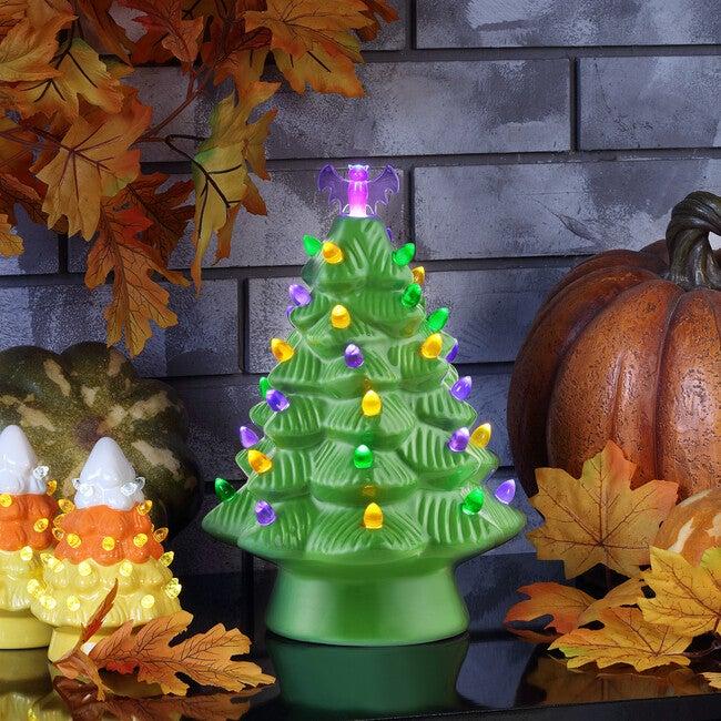 Halloween Tree , Green