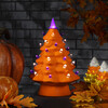 Halloween Tree, Orange - Accents - 2