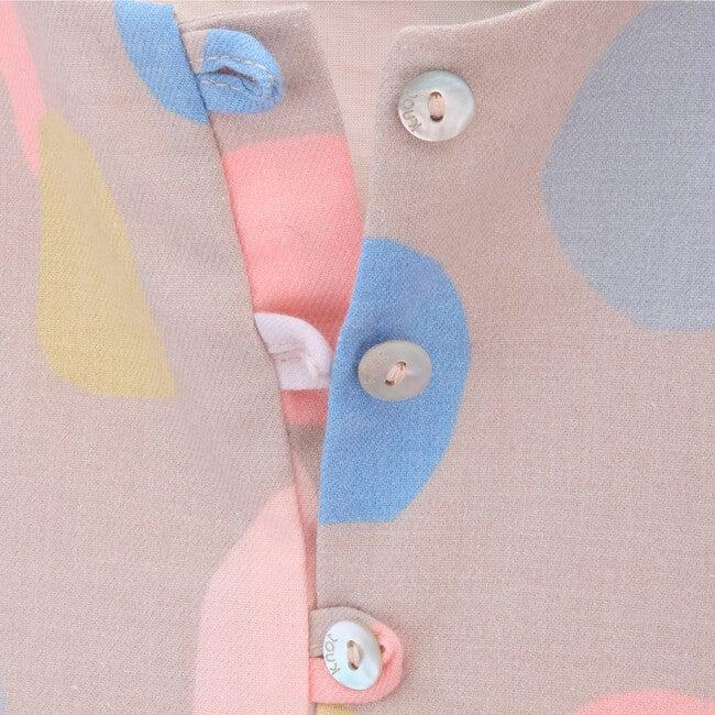 Dress Cotton Collage, Multi