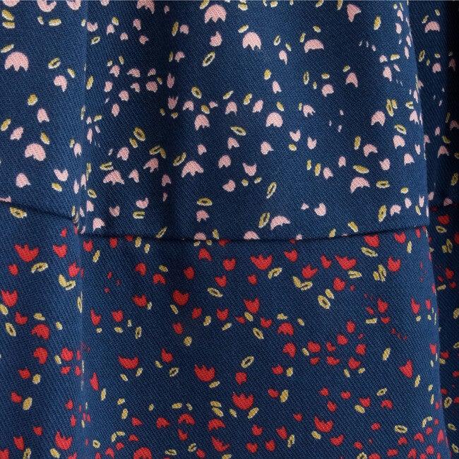 Skirt Roses, Blue