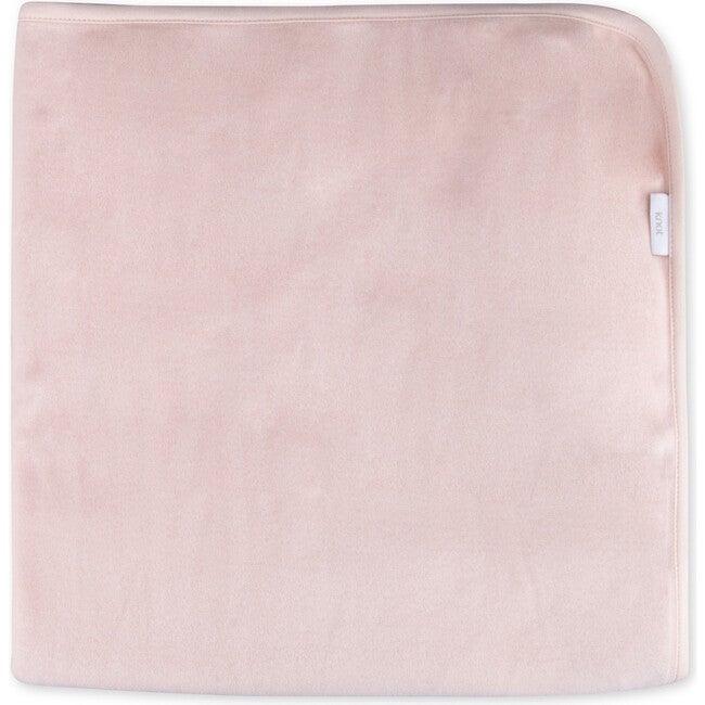Blanket Newborn Cotton Velvet Liz, Pink
