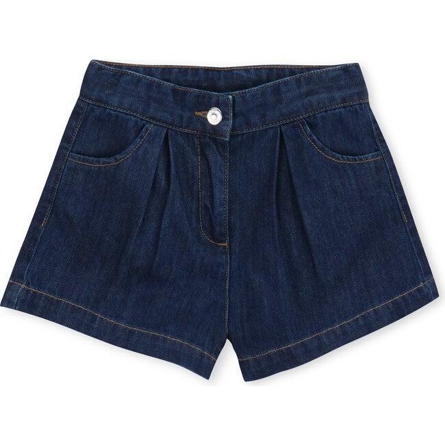 Shorts Denim Pilar, Blue