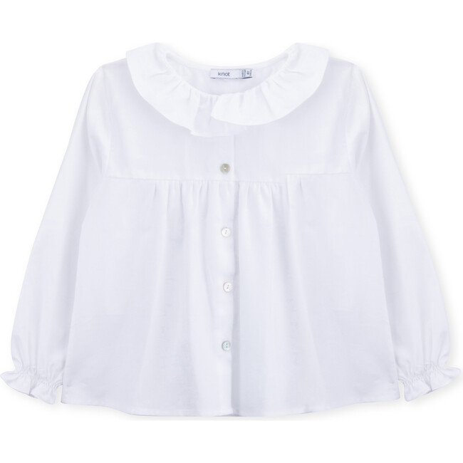 Blouse Cotton Breeze, White