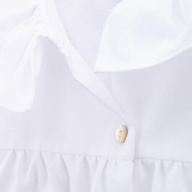 Baby Blouse Cotton Breeze, White