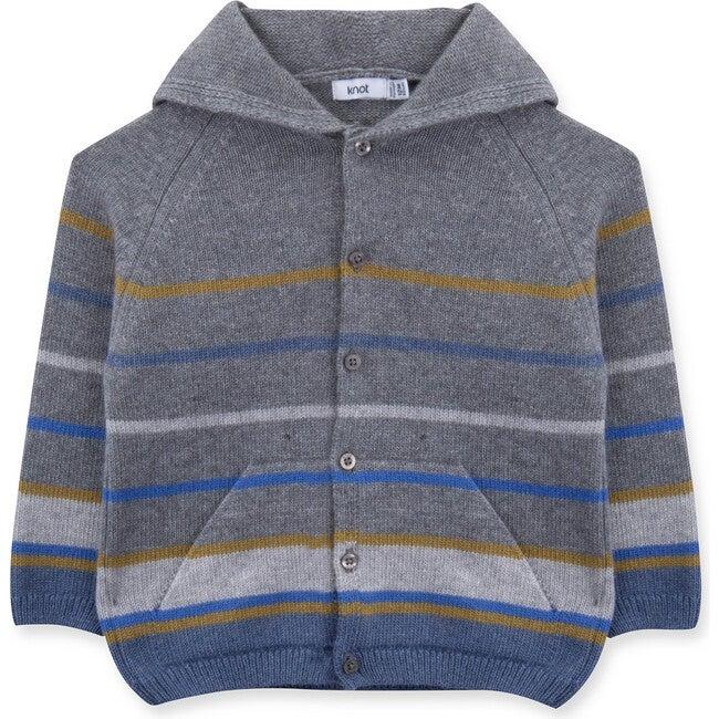 Cardigan Baby Horizon, Grey