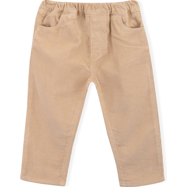 Trousers Baby Corduroy Dylan, Cream