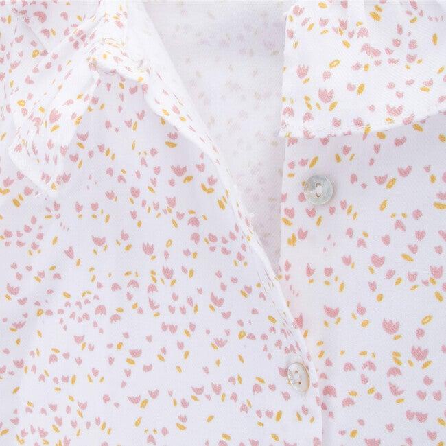 Baby Blouse Cotton Soft Flowers, Multi