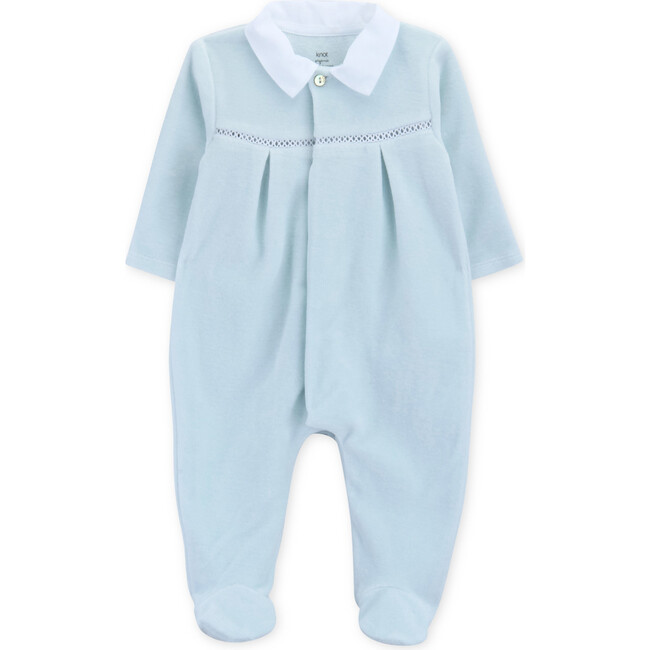 Babygrow Newborn Velvet Dawn, Blue