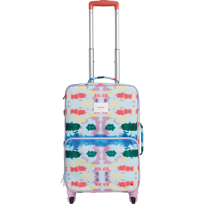 Logan Suitcase, Rainbow Tie Dye