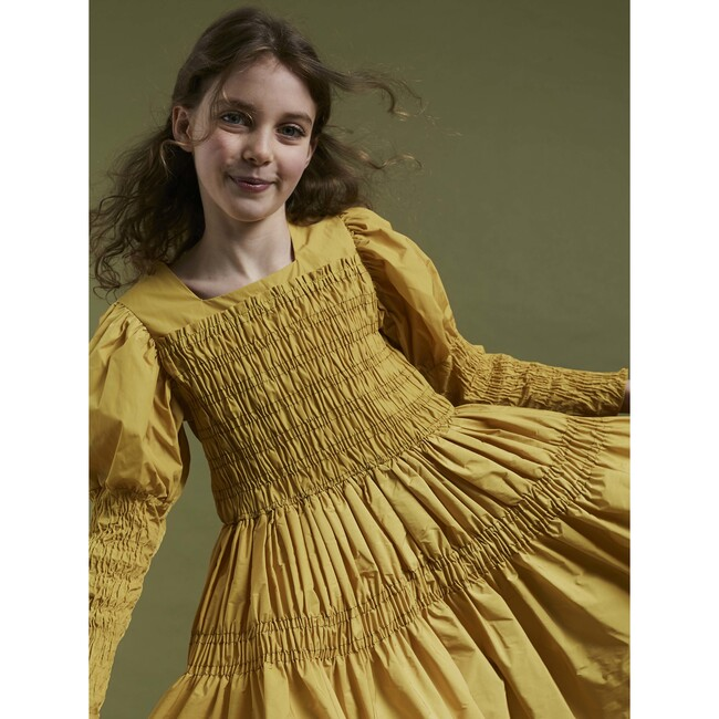 Read The Thread Dress,  Chartreuse