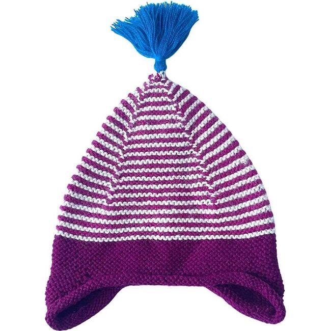 Tassled Ear Hat, Jewel