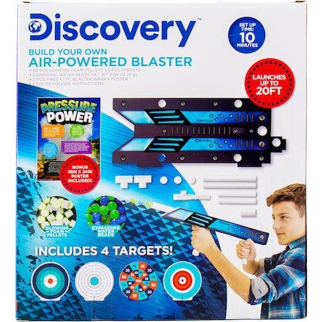 Air Powered Blaster