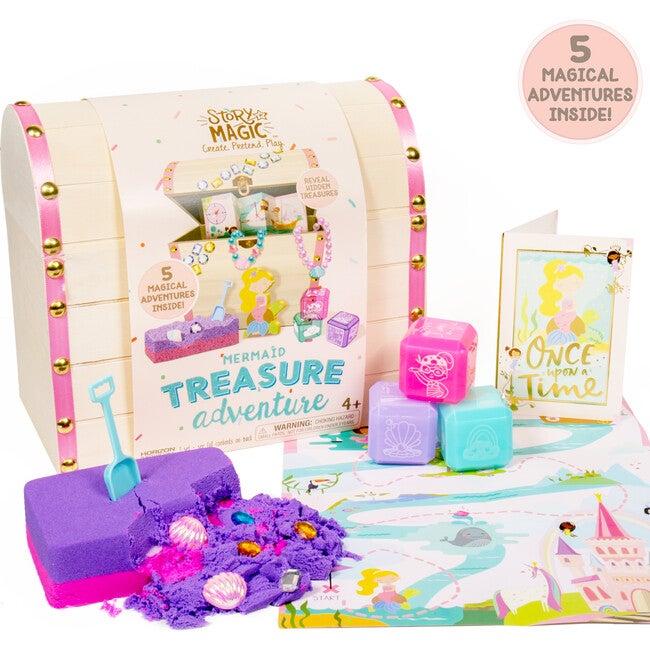 Mermaid Treasure Adventure