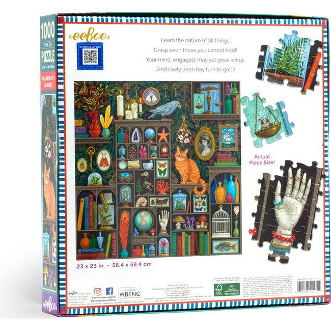 Alchemist Cabinet 1000 Piece Square Puzzle