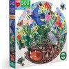Rewilding 500 Piece Round Puzzle - Puzzles - 1 - thumbnail