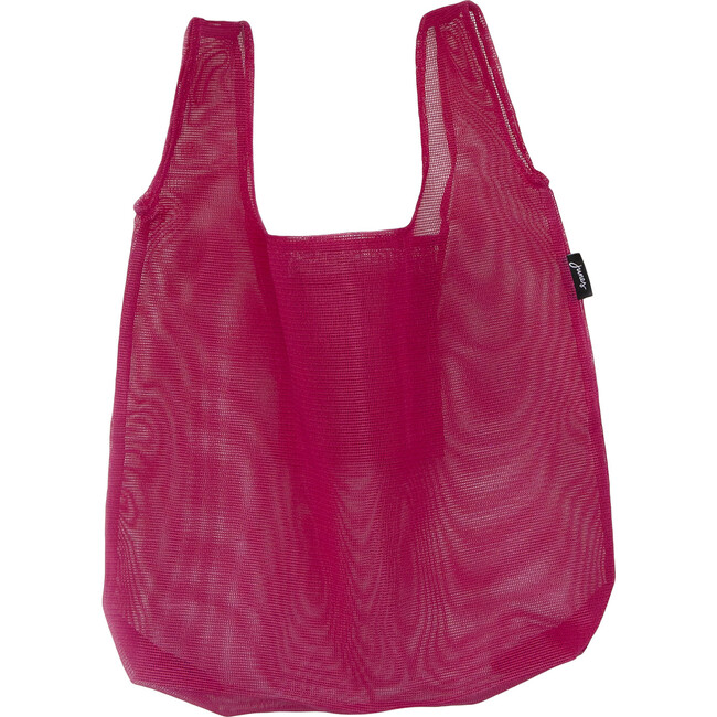 Hombre Tote, Beetroot - Bags - 1