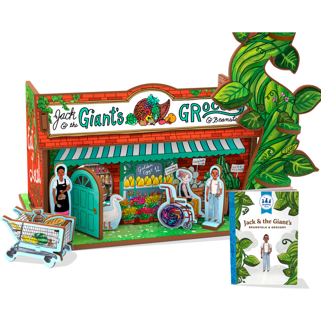 Jack & the Giants Beanstalk & Grocery