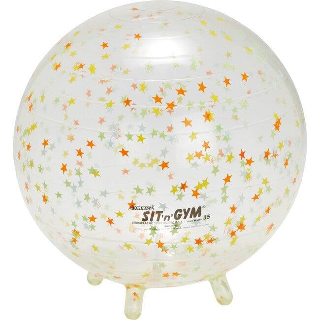 Sit'N'Gym Jr 35, Clear