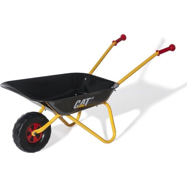 Rolly Metal Wheelbarrow