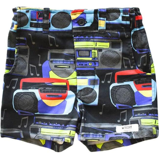 Boombox Shorts