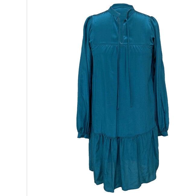 Women's India Dress, Teal