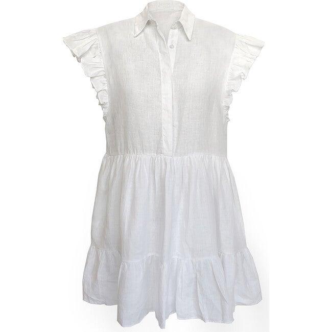 Women's Mina Dress, White