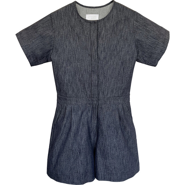 Women's Andre Playsuit, Navy