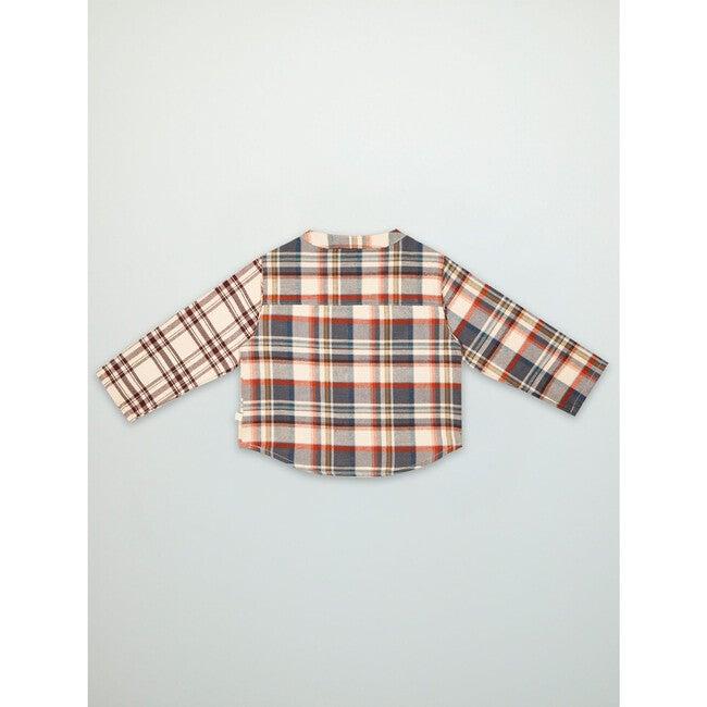Alex Baby Shirt, Patchwork