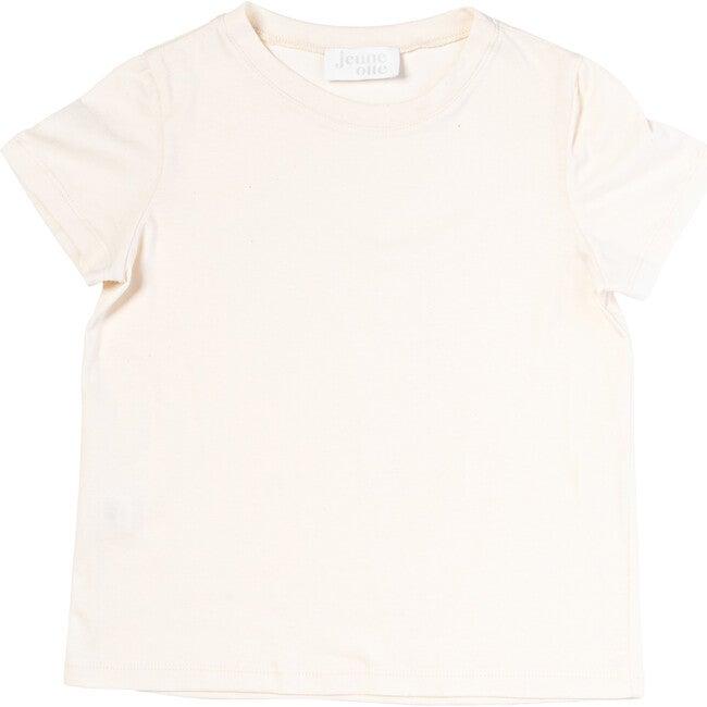 Joan T-Shirt, Cream