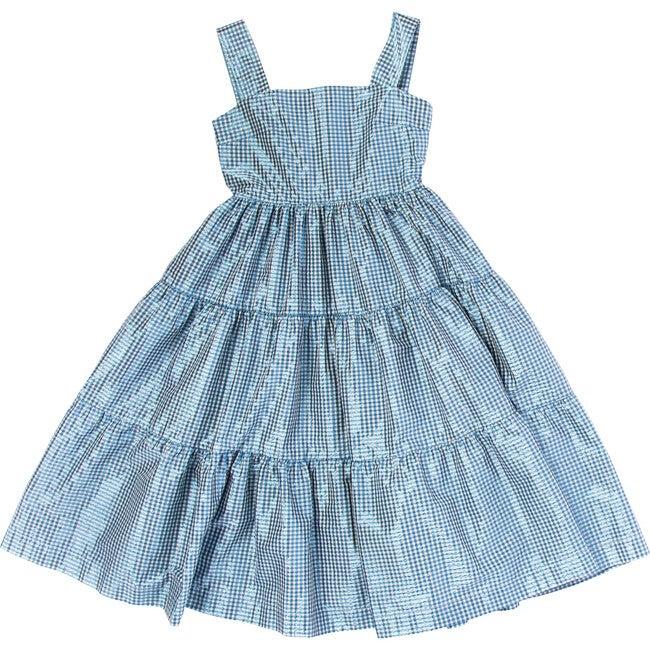 Birkin Dress, Gingham