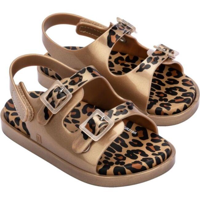 Wide II Baby Sandal, Gold