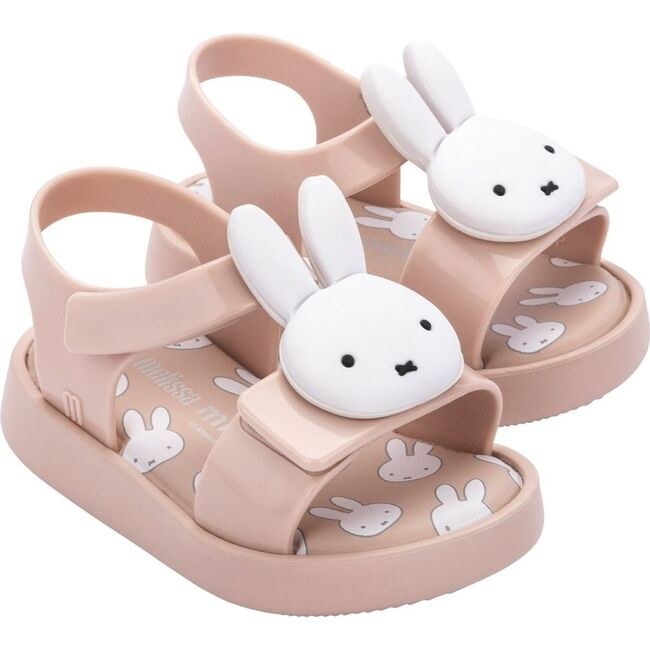 Mini Jump Miffy Sandal, Pink