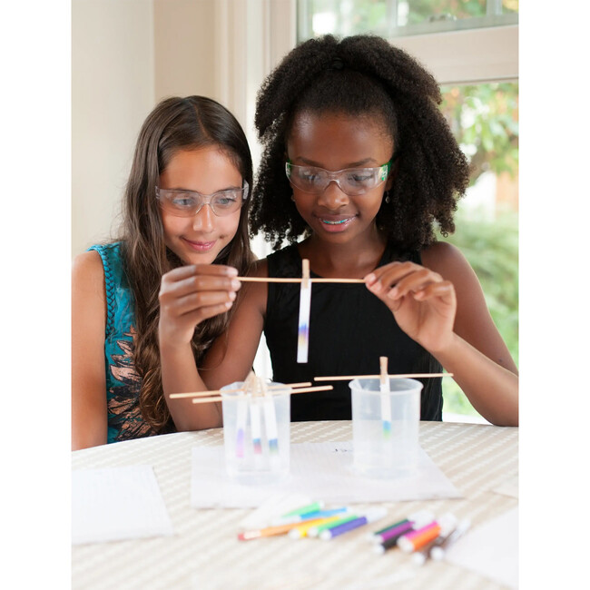 Paper Chromatography: The Art + Science of Color