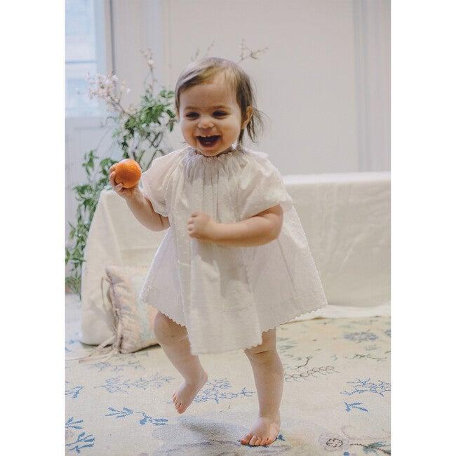 Sabine Dress Set, White