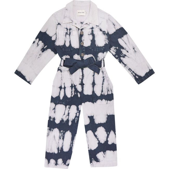Vincent Overall, Tie Dye Navy
