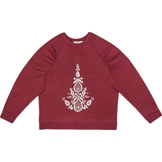 Fionna Sweater, Marsala