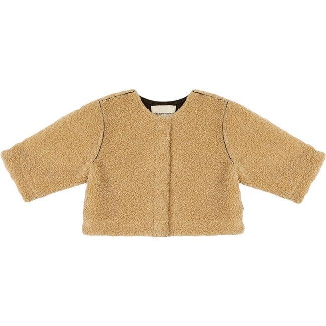 Hannah Baby Coat, Natural