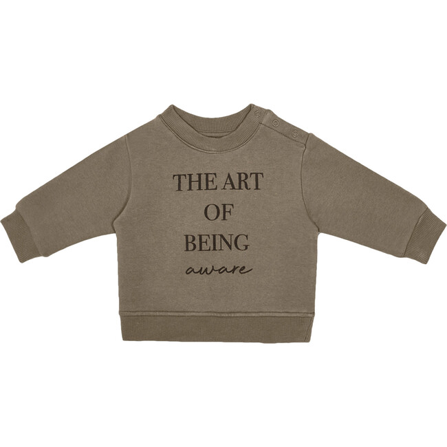 The Art Of Baby Sweater, Dried Herb