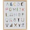 "Animal Alphabet, 16"" x 20"" - Art - 2"