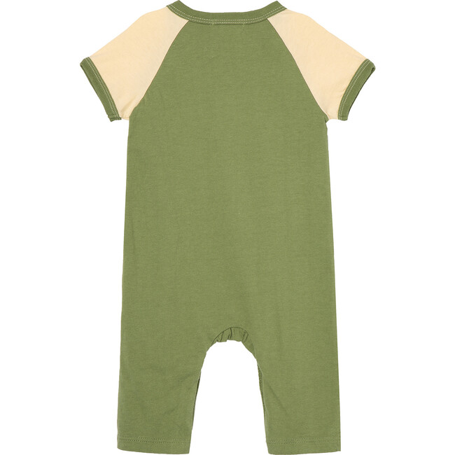 The Nature Conservancy X Peek Raccoon Coverall, Green