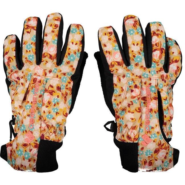 Thumbs Up Glove Print, Prairie Girl