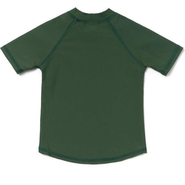 Short Sleeve Rashguard, Seagrass