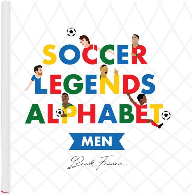Soccer Legends Alphabet Men
