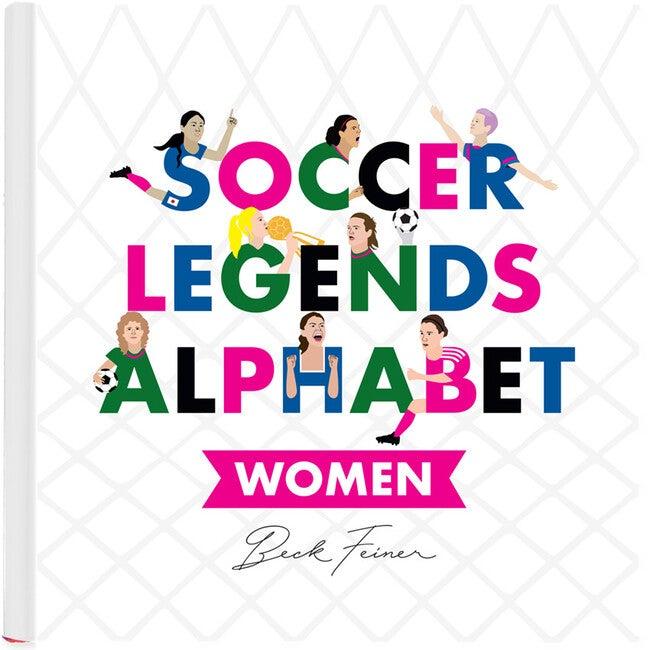 Soccer Legends Alphabet Women