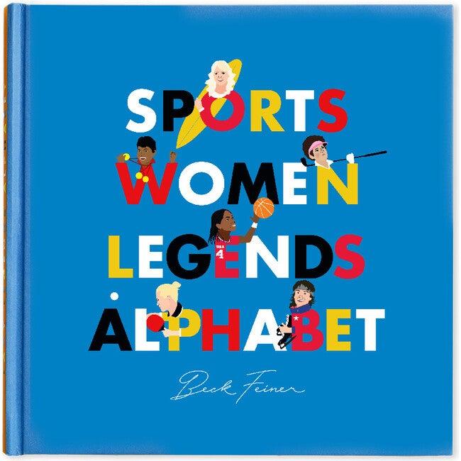 Sports Women Legends Alphabet
