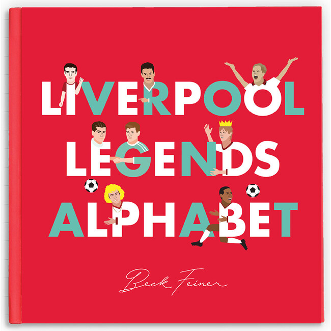 Liverpool Legends Alphabet
