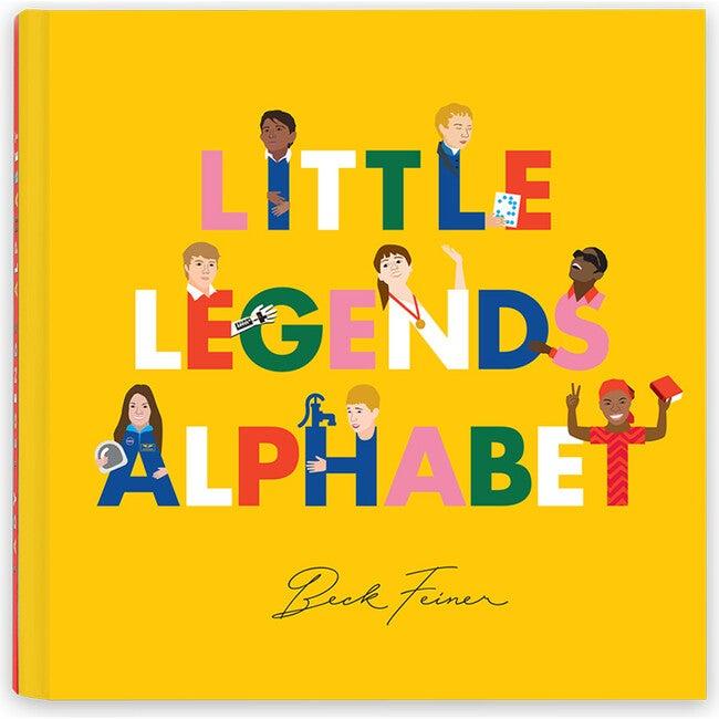 Little Legends Alphabet