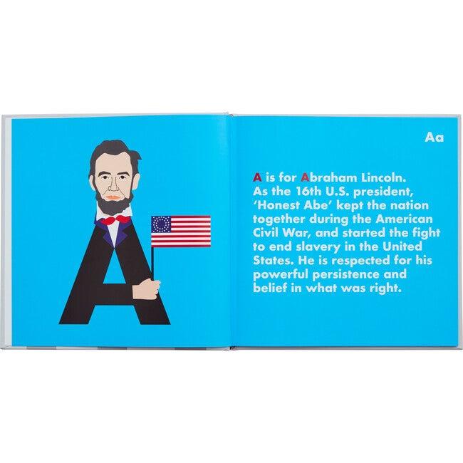 Liberty Legends Alphabet